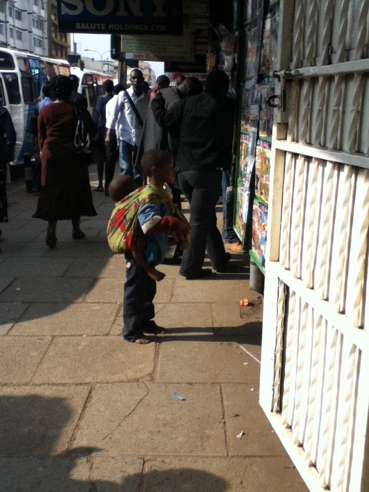 Jambo Street Child